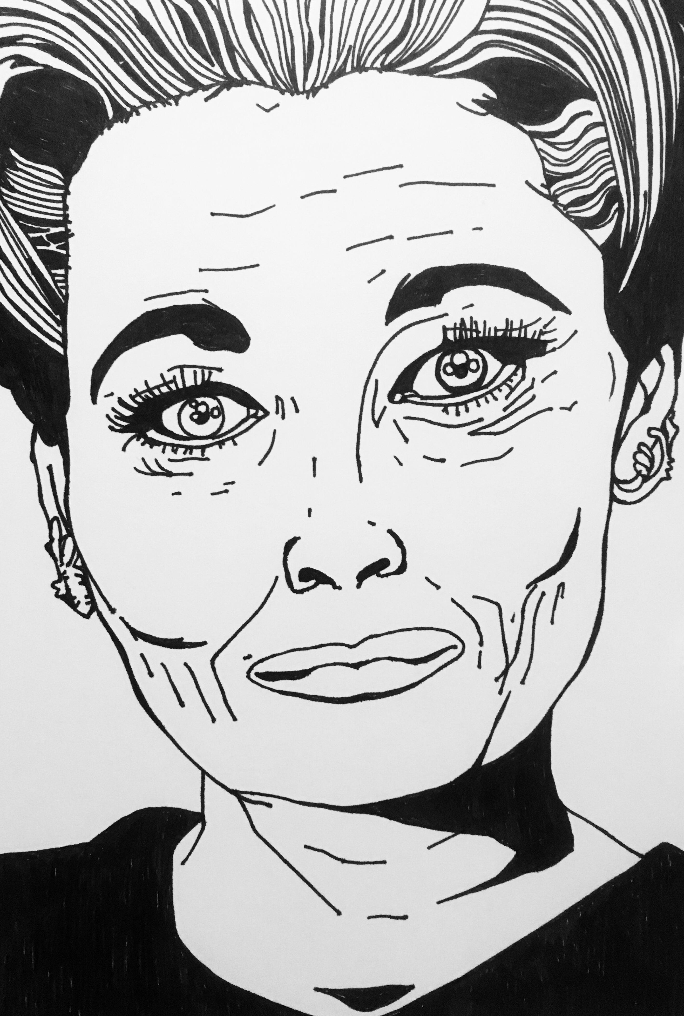 Geraldine R Montgomerie – Artist