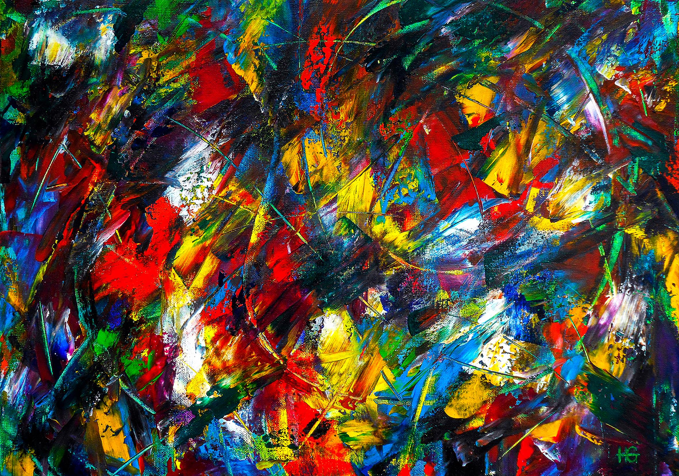 The Perky Painter